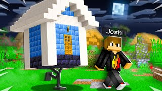 7 Ways to PRANK Your Little Brother's House! - Minecraft