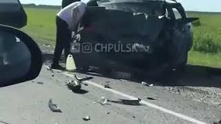Дтп Ульяновская обл.