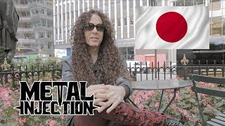 MARTY FRIEDMAN Gives Us 10 Facts To Know Before Visiting Japan | Metal Injection