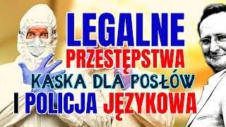 SDZ72/2 Cejrowski: wincyj kasy dla posłów? 2020/8/17 Radio WNET
