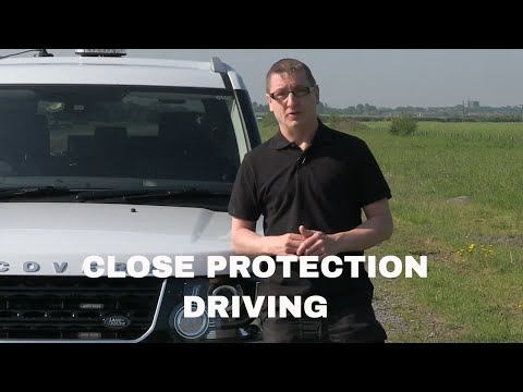 Close Protection Driver Course - train to become a security ...