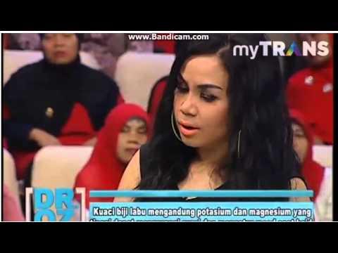 Video Dr  Oz indonesia - Makanan Pereda Nyeri Saat PMS