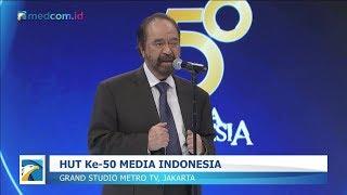 [FULL] Surya Paloh Ceritakan Pengalaman Merintis Media
