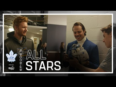 Molson Canadian presents The Leaf: Blueprint- Episode #8- All-Stars