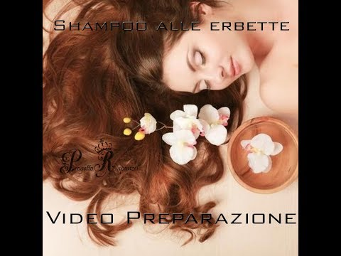 Video ricetta – Shampoo alle erbe lavanti