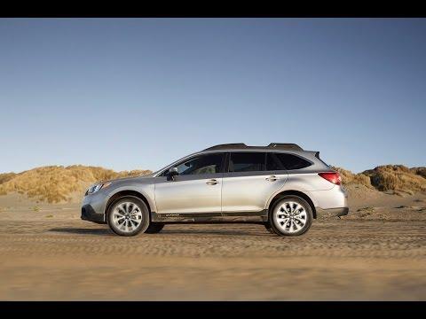 2015 Subaru Outback First Look | Edmunds.com