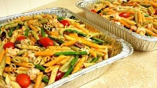 #shrimp #recipe Easy Shrimp Pasta Salad Recipe   Party Pasta Salad Recipe