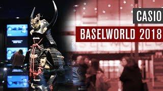 Casio mit 7.000 € Uhr @ Baselworld 2018   Deutsch
