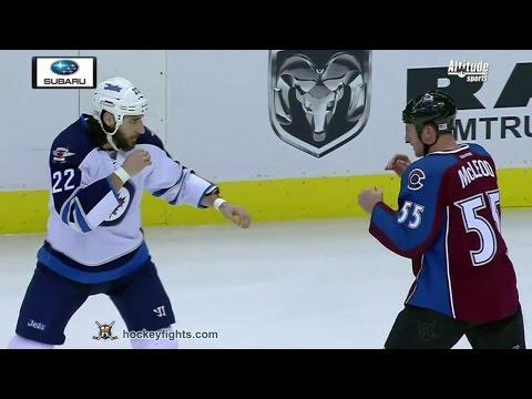Cody McLeod vs. Chris Thorburn