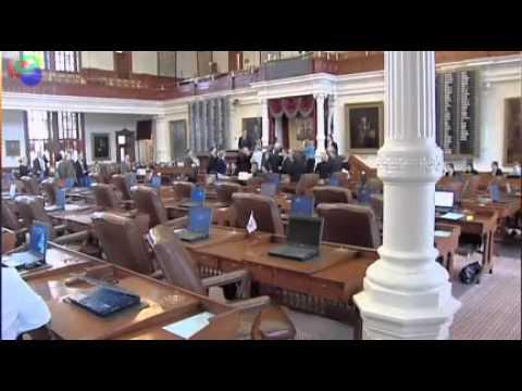 June 1, 2011 - KVUE - Democrats criticize Texas redistricting plan.mpg
