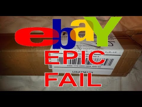EBAY EPIC FAIL MYSTERY PACKAGE Motorized Bicycle Project Update
