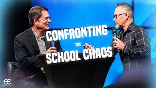 Confronting The School Chaos
