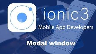 ionic 3 modal component - ฟรีวิดีโอออนไลน์ - ดูทีวีออนไลน์