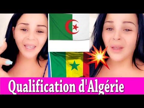 SARAH FRAISOU SOUTIENT L'ALGÉRIE, TACLE FORT CERTAINS INTERNAUTES /CAN2019