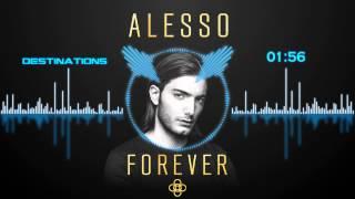 Alesso - Destinations [HD Visualized]