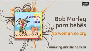 Bob Marley para bebes – No woman no cry