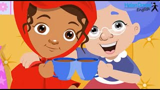 Red Riding Hood Rap - Fun Song for Kids
