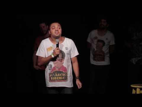 Desafio Comédia Ao Vivo - Encontro Trump e Papa/ Cracolândia - Stand Up Comedy