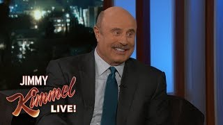 Dr. Phil on Friendship with Shaq, New Podcast & Making 80 Million a Year
