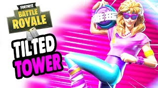 LANGSUNG SOLO TiLTED TOWER Di ANDROiD 😂 Fortnite Mobile Android Indonesia