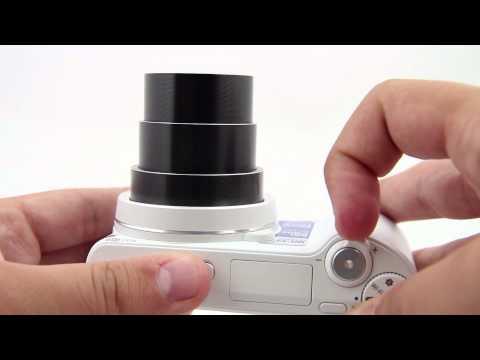 Samsung WB250F WiFi Smart Camera by Digitalmag.net