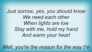 Aaron Neville - Warm Your Heart Lyrics