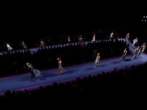 Versace | Show Thời Trang Xuân Hè 2017