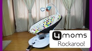 Featured Review ~ 4moms Rockaroo!