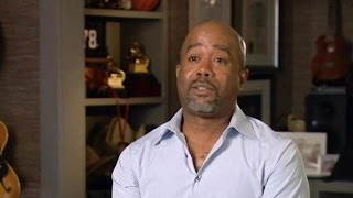 Darius Rucker Is The First Celeb To Become An 'Undercover Boss'