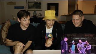 Austin Mahone REACTING TO MY OLD (CRINGY) VIDEOS!