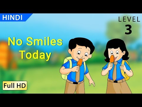 हँसना मना है Learn Hindi with subtitles - Story for Children