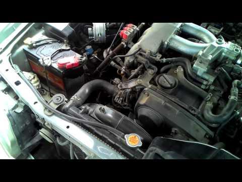 Фото к видео: Как найти не рабочую катушку зажигания на примере Nissan Laurel RB20DE!?