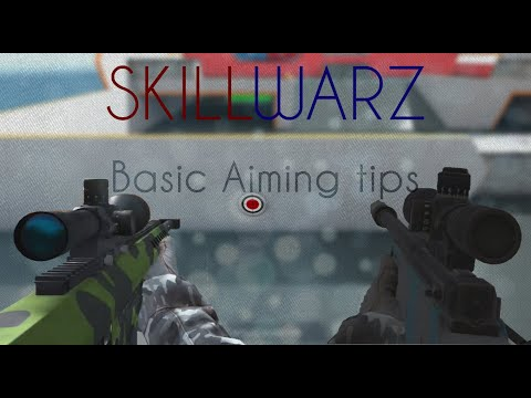 Skillwarz Basic Aiming Tips & Advices