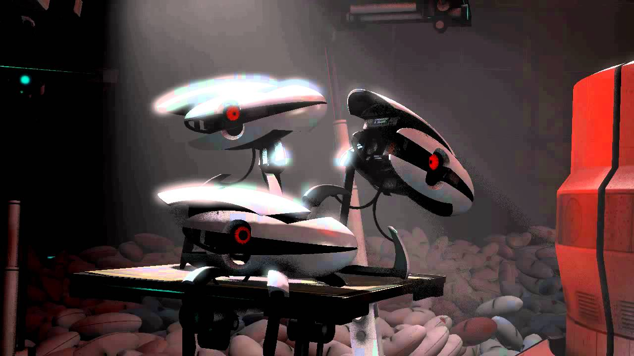 I Can't Wait For The Final Edit Of This Amazing Song Composed By Portal Turrets