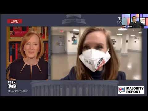 Big Wins in Georgia & The Coronavirus Vaccine Rollout w/ David Wallace-Wells - MR Live - 1/6/21