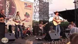 Charlie Robison performs New Years Day at Nutty Brown Cafe