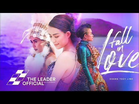 Hoàng Thùy Linh Ft. Kimmese - Fall In Love (Official MV)