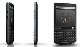 $2,300 BlackBerry P'9983 Porsche branded smartphone Full Review