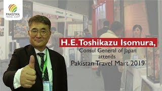 H.E. Toshikazu Isomura - Consul General of Japan
