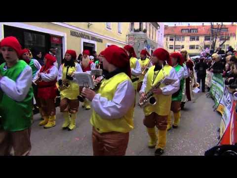 斯洛維尼亞嘉年華 普圖伊狂歡節 Ptuj carnival