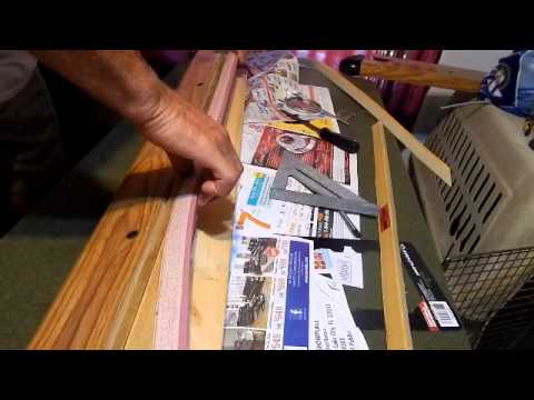 Part 1 Replacing Pool Table Rail Cushion/Bumper Mp3