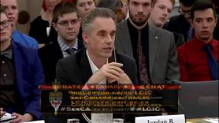 2017/05/17: Senate hearing on Bill C16