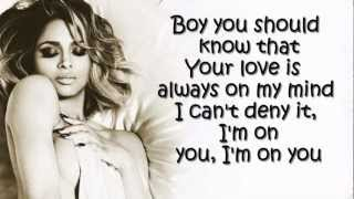 Ciara - Body Party LYRICS