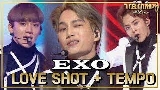 [HOT] EXO - Love Shot + Tempo, 엑소 - Love Shot + Tempo
