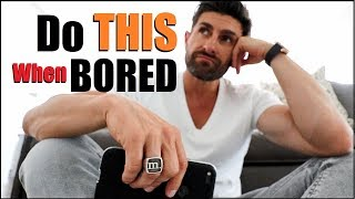 "10 ""ALPHA"" Things To Do When You're BORED!"
