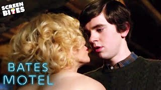 Norman Lusts After His Mother | Bates Motel | SceneScreen