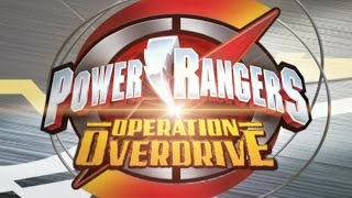 Power Rangers Operation Overdrive (Season 15) - Opening Theme