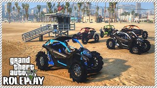 GTA 5 Roleplay - 'HUGE' Can-Am Maverick X3 Offroad Trip | RedlineRP #224