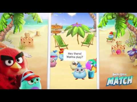 Angry Birds Match Video
