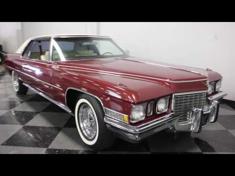 Video of '72 Coupe DeVille - L1A0
